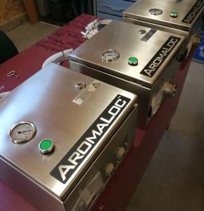 AromaLoc Preserves Fermenting Aromas (Réussir Vigne magazine)